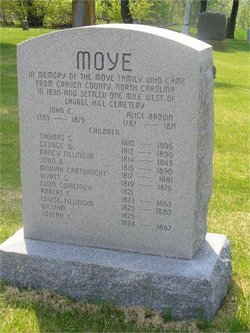 Joseph J. Moye
