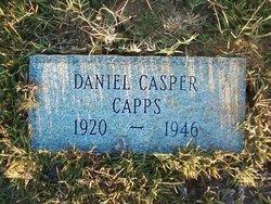 Daniel Casper Capps