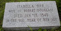 Isabella Estella <i>Orr</i> Douglass