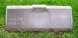 Ellen Eliza Nellie <i>Lovejoy</i> Chase