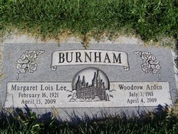 Margaret Lois <i>Lee</i> Burnham