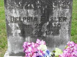 Delphine <i>Sprouse</i> Easler