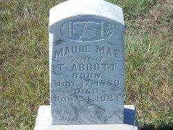 Maude Mae <i>Acuff</i> Abbott