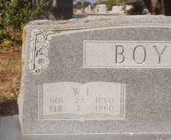 Washington Irving Boyd