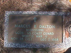 Marcus Berryman Dalton