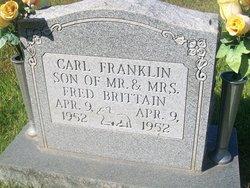 Carl Franklin Brittain