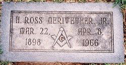 Henry Ross Meriwether, Jr