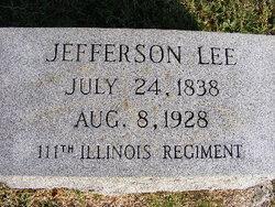 Sgt Jefferson Lee Belcher