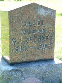Isabel <i>Olive</i> Bennett