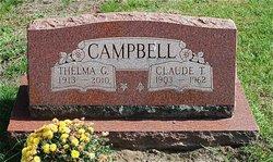 Thelma Grace <i>Weston</i> Campbell Cheney