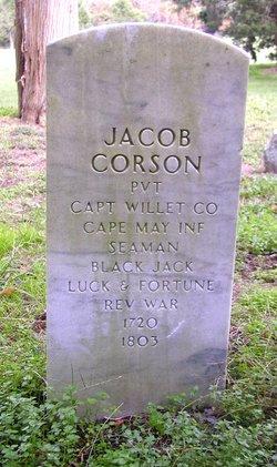 Pvt Jacob Corson