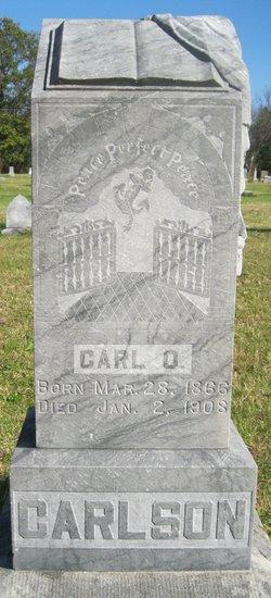 Carl Oscar Carlson