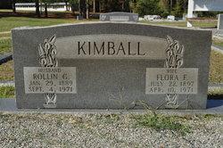 Flora Mae <i>Farthing</i> Kimball
