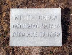 Mittie Depew