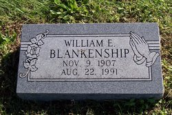 William E Blankenship
