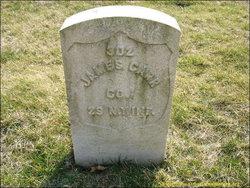 Pvt James Carr