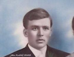 Johan Rudolf John Streed