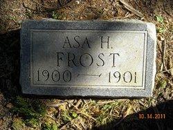 Asa H Frost