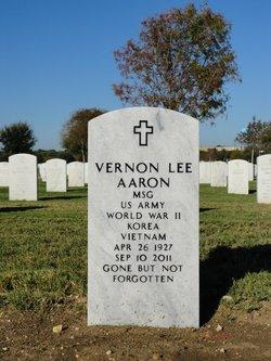 Vernon Lee Aaron