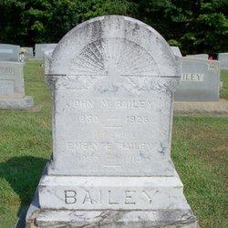 Emely E <i>Anderson</i> Bailey
