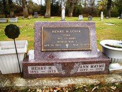 Henry Albert Lovik