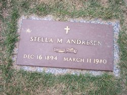 Stella M Andresen