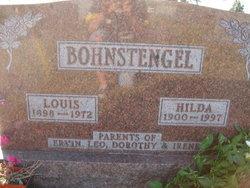 Hilda L. <i>Drews</i> Bohnstengel