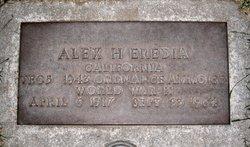 Alex H. Eredia