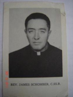 Rev James Schomber