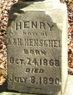Henry Henschel