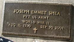 Joseph Emmet Shea