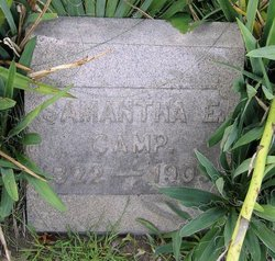 Samantha E <i>Clark</i> Camp