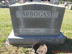 Ann <i>Wakefield</i> Arbogast