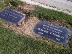 Dorothy V. Dottie Herman