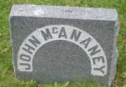 John McAnaney