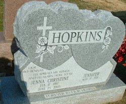 Jenna Christine Hopkins