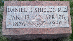 Dr Daniel F Shields