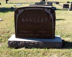 Johanna F Hanna <i>Lorenz</i> Bangert