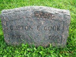 Clifton E Cook