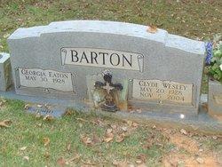 Clyde Wesley Barton