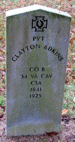 Clayton Adkins