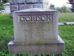 Hance Gordon