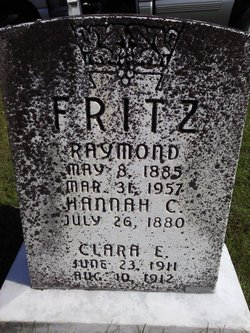 Hannah Cordelia <i>Mace</i> Fritz