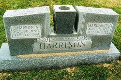 Margaret Jane <i>Bruner</i> Harrison