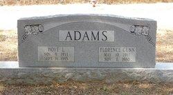 Hoyt L Adams