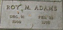 Roy M Pop Adams
