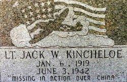 Jack William Kincheloe
