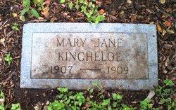 Mary Jane Kincheloe
