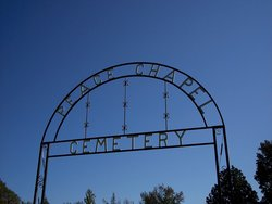 Peace Chapel Cemetery