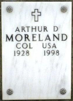 Arthur Dupre Moreland